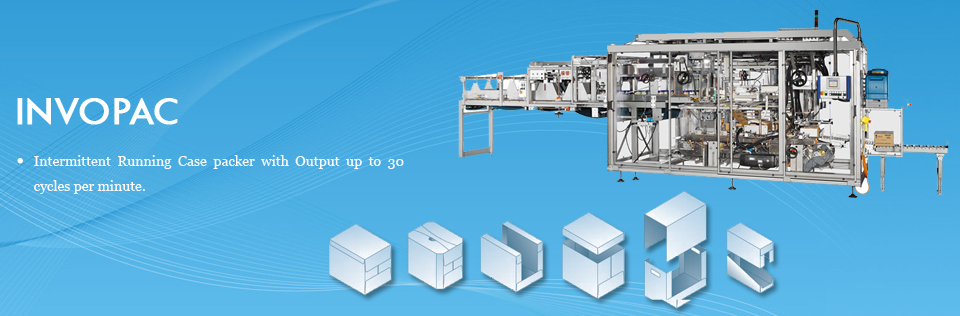 Product Packaging Machines